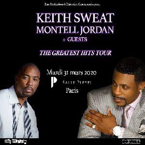 Keith Sweat + Montell Jordan