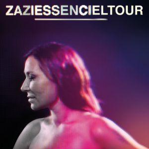 Zazie - Essencieltour