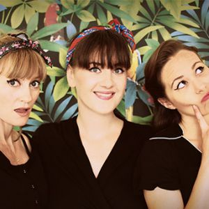 The Tiki Sisters + Chanelle De Mai