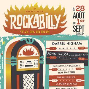 4E Festival Rockabilly Tarbes Vendredi