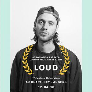Loud @ Maison de Quartier St Serge / St Michel - ANGERS