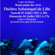 Spectacle LE ROND-POINT DES ARTS