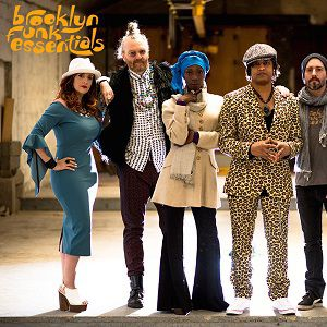 BROOKLYN FUNK ESSENTIALS @ New Morning - Paris