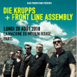 Concert Die Krupps + Front Line Assembly