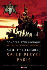 Concert IAM SYMPHONIQUE