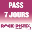Festival RTP19/PASS SKI+CONCERTS 17 - 23 MARS 2019 - 7J