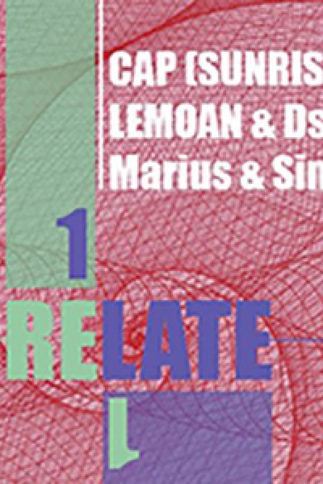 RELATE #1 WITH CAP [SUNRISE] + LEMOAN & DSO + MARIUS & SIMO @ Petit Bain - PARIS