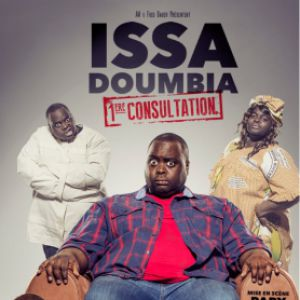 ISSA DOUMBIA @ Espace Dollfus & Noack - SAUSHEIM