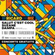 Concert TOURNÉE SOCIÉTÉ RICARD LIVE MUSIC 2019 à Villeurbanne @ TRANSBORDEUR - Billets & Places