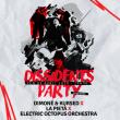 Concert DIMONÉ & KURSED X LA PIETÀ X ELECTRIC OCTOPUS ORCHESTRA à PARIS @ LE PAN PIPER - Billets & Places