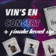 Concert Finale Level Up + Vin's à Nantes @ Le Ferrailleur - Billets & Places