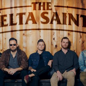 THE DELTA SAINTS + THE FABULIST @ Le Camji - Niort