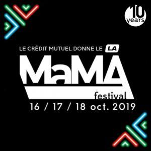 Mama Festival - Pass 1 Jour Jeudi