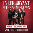 Carte Tyler Bryant & The Shakedown
