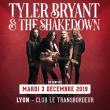 Carte Tyler Bryant & The Shakedown