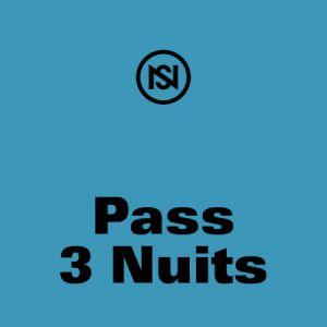 PASS 3 NUITS @ ANCIENNES USINES FAGOR-BRANDT - LYON