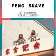 Concert FENG SUAVE à PARIS @ Pop-Up! - Billets & Places