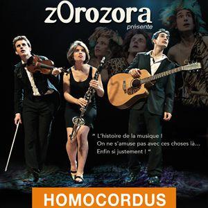 Zorozora : Homocordus