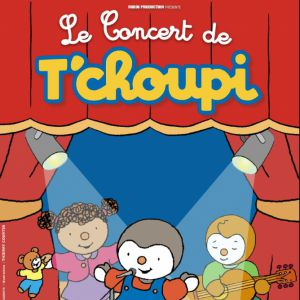 Tchoupi En Concert