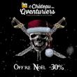 PASS GRANDE AVENTURE OFFRE DE NOËL -30% à AVRILLÉ @ Château des Aventuriers - Billets & Places