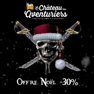 Offre Grande Aventure Noël -30%