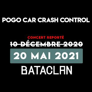 Pogo Car Crash Control