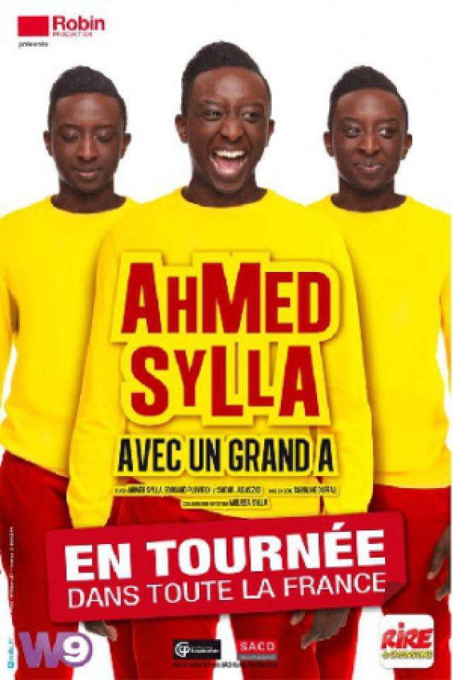 AHMED SYLLA @ L'Olympia - Paris