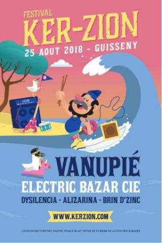Festival Ker-Zion à GUISSÉNY @ Port du Curnic - Billets & Places