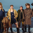Festival PRINTEMPS DE PEROUGES - STEVE'N'SEAGULLS à CHAZEY SUR AIN @ Chateau de Chazey - Billets & Places