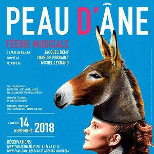 PEAU D'ANE @ Théatre Marigny - PARIS