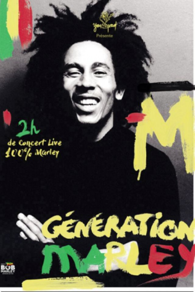 Generation Marley @ L'Atmosphère - RETHEL