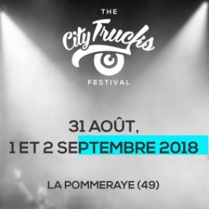 THE CITY TRUCKS FESTIVAL - PASS 3 JOURS @ LA POMMERAYE - LA POMMERAYE