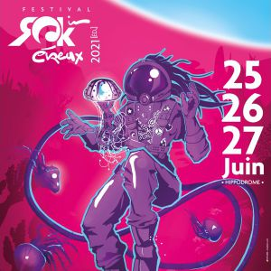 Rock In Evreux 2021 - Pass 1 Jour