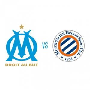 Olympique de Marseille - Montpellier HSC @ Orange Vélodrome - Marseille