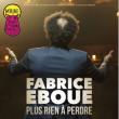 Spectacle Fabrice Eboué à MARSEILLE @ Théâtre Silvain - Billets & Places