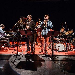 Bruno RUDER & Rémi DUMOULIN Quintet featuring Billy HART  @ Sunside - Paris