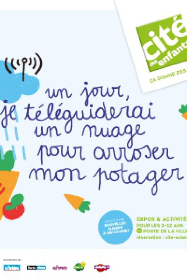 Cité des enfants 2-7 ans @ Cité des Sciences et de l'Industrie - PARIS