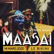 Concert MAASAI ZENON NIGHT à RAMONVILLE @ LE BIKINI - Billets & Places