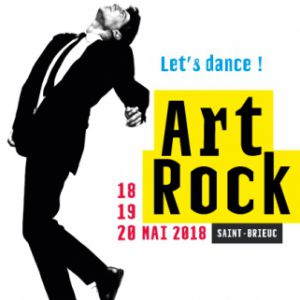 FESTIVAL ART ROCK 2018 : FORUM SOIREE VENDREDI @ LA PASSERELLE – Forum - SAINT BRIEUC