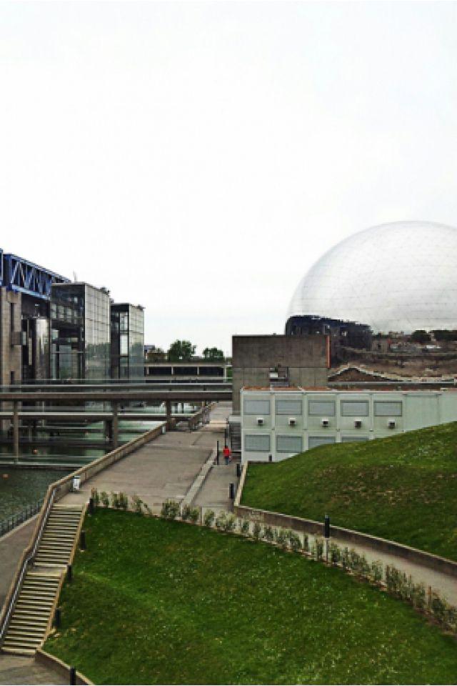 Les expositions d'Explora @ Cité des Sciences et de l'Industrie - PARIS