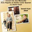Concert F.L.E.U.R.S POUR LE LIBAN à Nancy @ L'AUTRE CANAL - Billets & Places