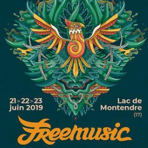 Freemusic 2019 - Pass 2 Jours (Ven-Sam)
