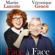 Théâtre FACE A FACE à  @ PALAIS DES PRINCES SERIE - Billets & Places