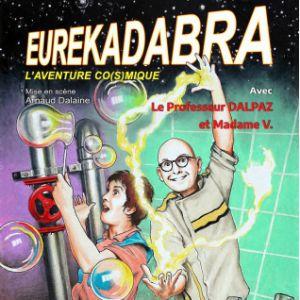 Dalpaz Dans Eurêkadabra, L'aventure Co(S)Mique !
