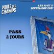Festival LA POULE DES CHAMPS #15 à AUBÉRIVE @ Plein Air - Auberive - Billets & Places