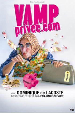 Spectacle VAMP PRIVEE.COM à FORGES LES EAUX @ L'ESPACE DE FORGES - Billets & Places
