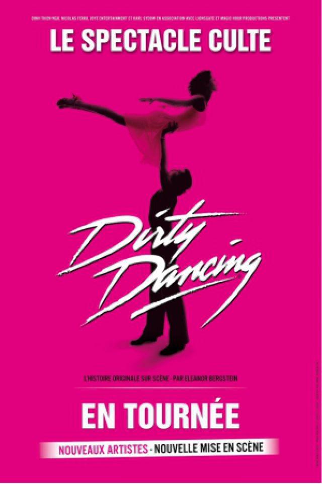 DIRTY DANCING @ Le Phare - Chambery Métropole
