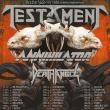 Concert TESTAMENT + ANNIHILATOR + DEATH ANGEL