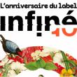 Soirée APPARAT DJ+CLARA MOTO+CUBENX+GORDON ... InFiné - 10 ans à Paris @ La Gaîté Lyrique - Billets & Places