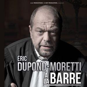 Éric Dupond-Moretti A La Barre